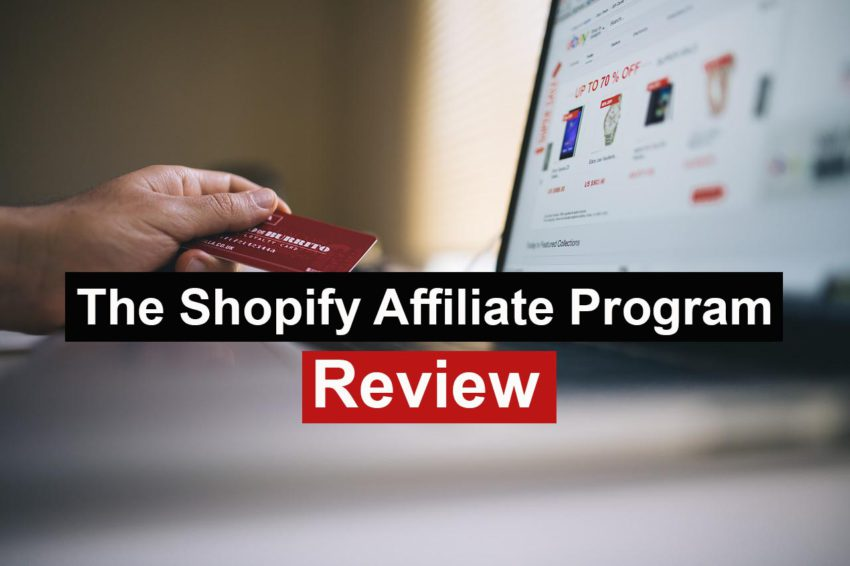 Shopify Affiiate Program review featured image