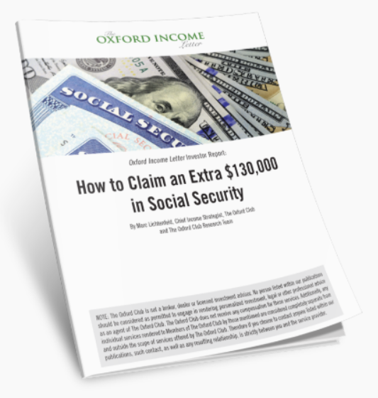 social security income report