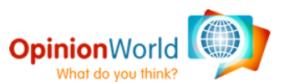 Opinion World logo