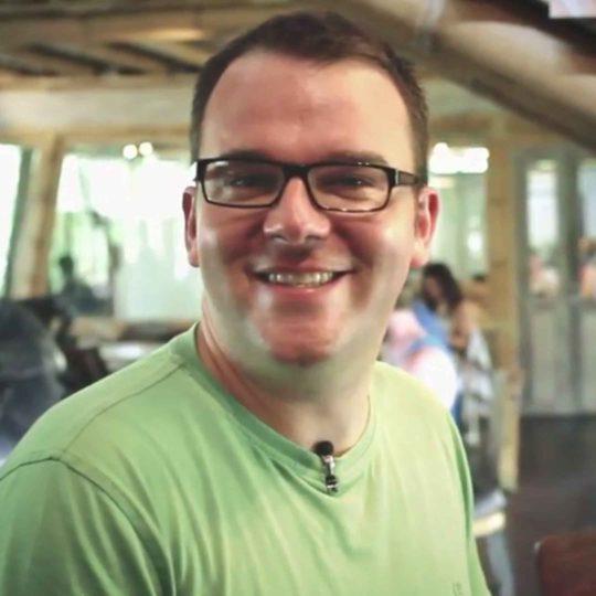 Reto Lämmler co-founder of Testing Time small