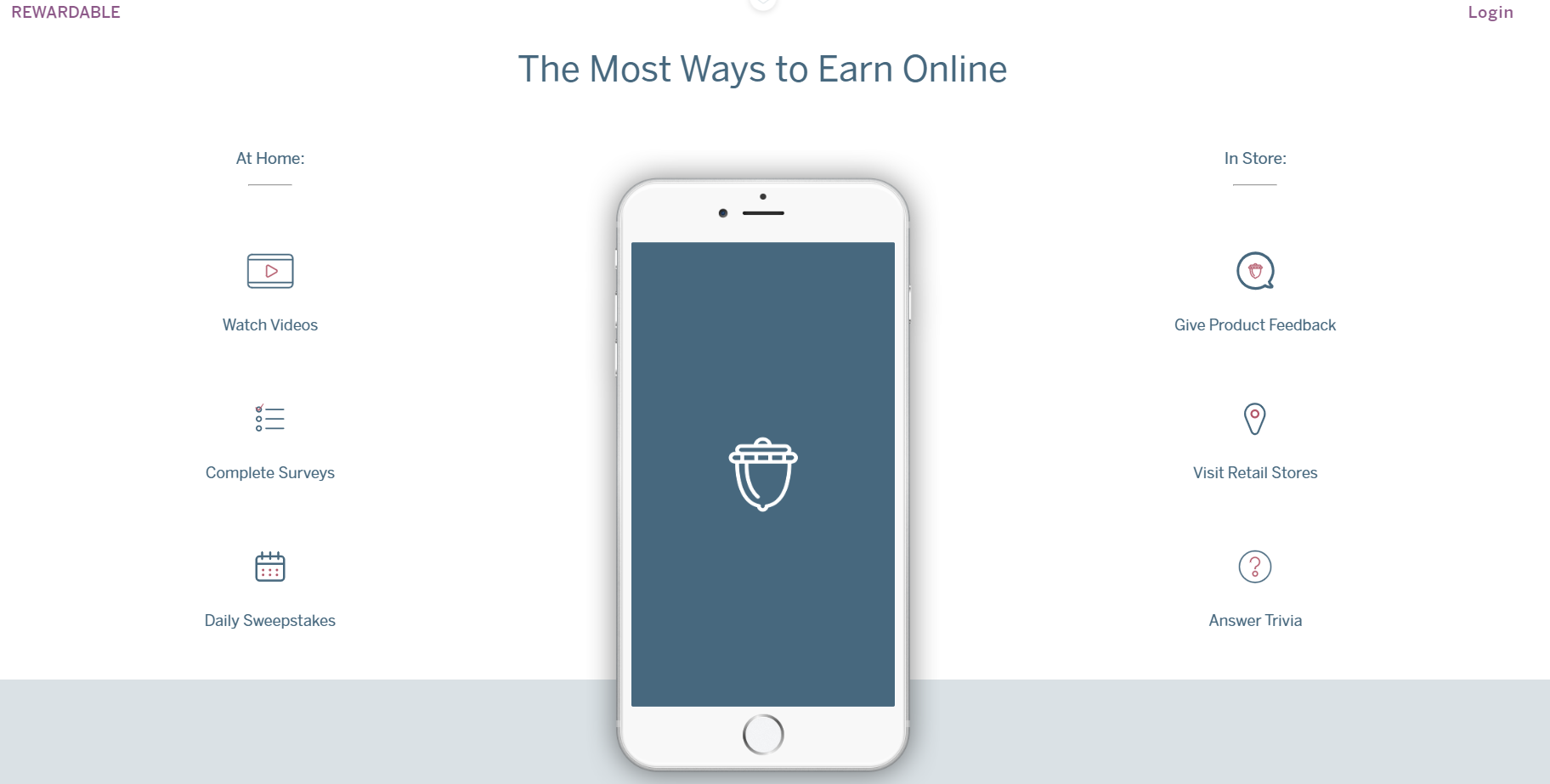 Ways to earn money online with Rewardable