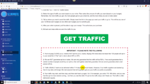 12 Minute Affiliate done for you ttraffic
