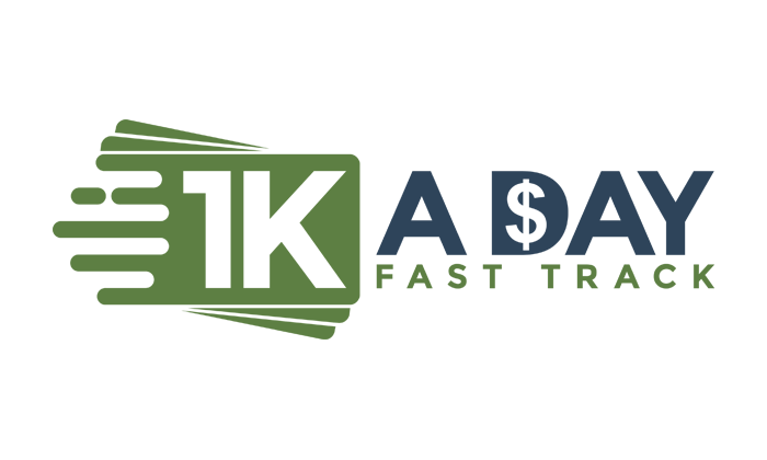1k a day fast track logo