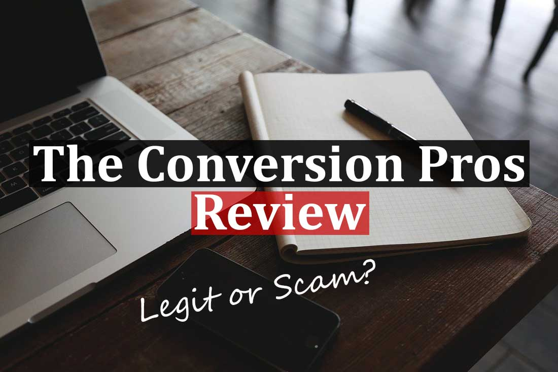 The Conversion Pros Featured Image