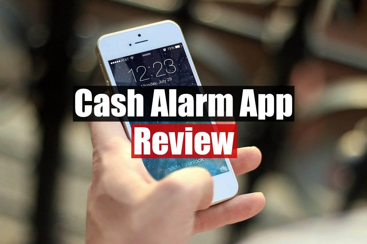 Cash Alarm App featured image