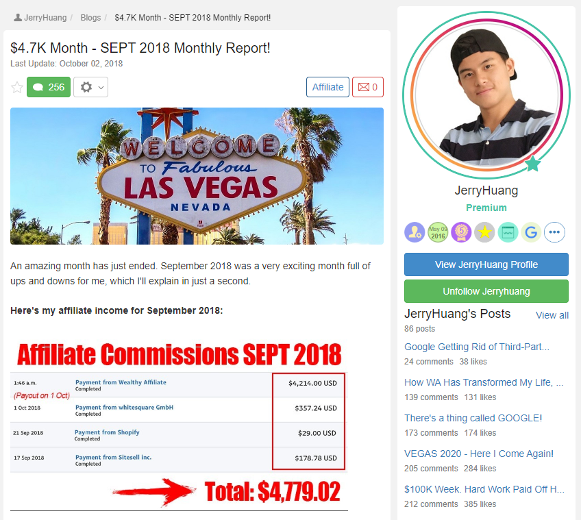 Jerry H Sept 2018 income full