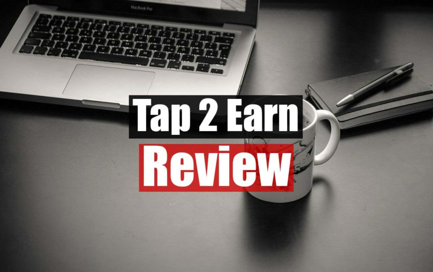 Tap 2 Earn Review Featured Image