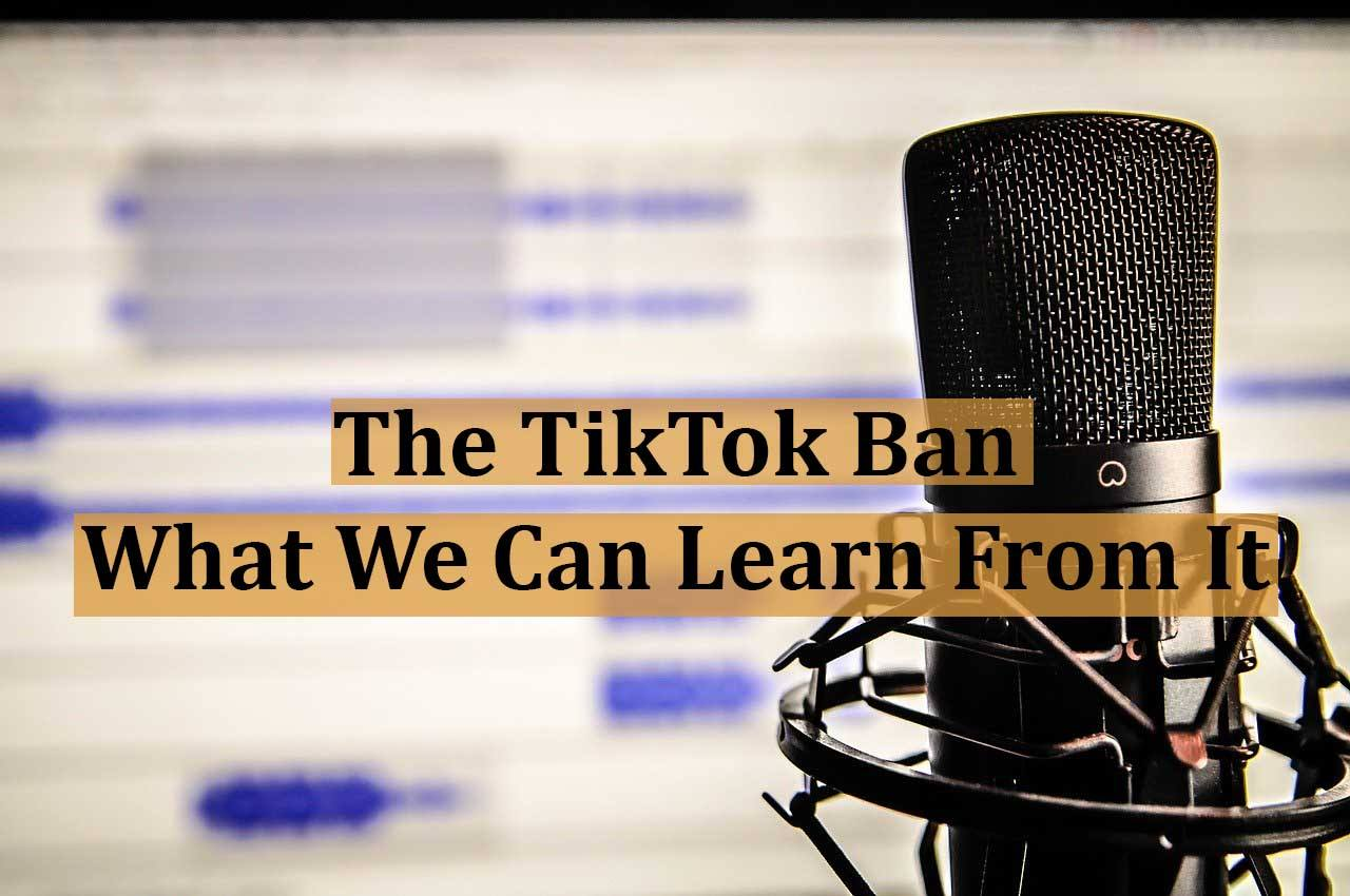 Podcast Episode TikTok Ban